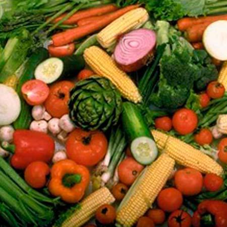 Controlando triglicéridos con las verduras