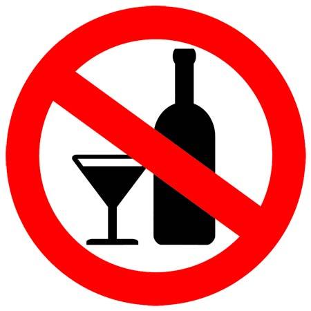 Triglicéridos Altos y Alcohol prohibido