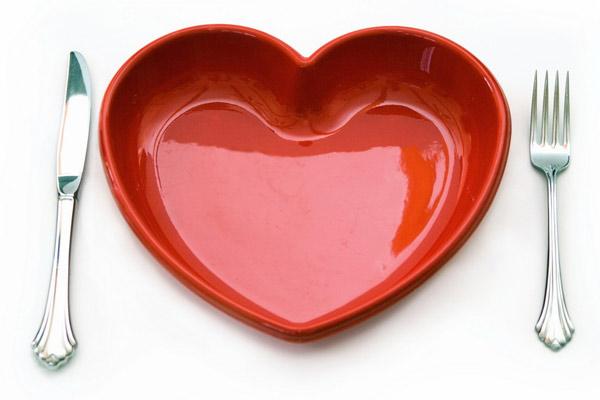 Alimentos para cardíacos